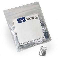 Азот аммонийный (N-NH4), 0.01…0.50 мг/л, 10 mL/100, Тест-набор HACH 2668000, (100 тестов), Аттест.методика 0,02 – 0,60 мг/л*