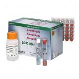Алюминий (Al), 0,02-0,5 мг/л, Тест-набор LANGE LCK301, (24 теста), Аттест.методика 0,02 – 0,50 мг/л*