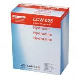 Гидразин (N2H4), 0,01-2 мг/л, Тест-набор LANGE LCW025, (60 тестов)