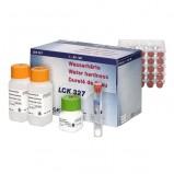 Жесткость воды (Са+Mg), 1-20 °dH, 5-100 мг/л Ca, 3-50 мг/л Mg, Тест-набор LANGE LCK327, (25 тестов), Аттест.методика 0,18 – 3,6 ммоль/л*