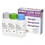 Марганец (Mn), 0,02-5 мг/л, Реактив LANGE LCW032, (50 тестов), Аттест.методика 0,020 – 5,0 мг/л*
