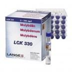 Молибден (Mo), 3-300 мг/л, Тест-набор LANGE LCK330, (24 теста)