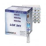 Азот нитритный (N-NO2), 0,015-0,6 мг/л, Тест-набор LANGE LCK341, (25 тестов), Аттест.методика 0,05 – 2,0 мг/л*