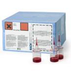Фториды (F), 0.02…2.00 мг/л, SPADNS 2 Method, Тест-набор HACH 2527025, (25 тестов), Аттест.методика 0,50 – 2,0 мг/л*