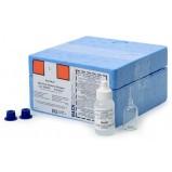 Диоксид хлора (ClO2), 0.4…5.00 мг/л, Тест-набор HACH 2771000, (25 тестов)