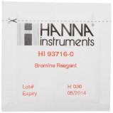 Набор для колориметра Hanna (Бром, 100 тестов) (Кат. № HI 93716-01)