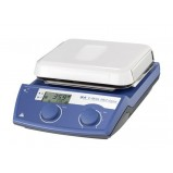 Мешалка магнитная с подогревом IKA C-MAG HS 10 digital IKAMAG (10 л, 500°C, 100-1500 об/мин; цифр. управ; 280×280 мм, с термодатчиком) (Кат № 4240400)