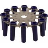 Ротор 6M, для CM-6M и CM-6MT, 3500 об/мин, 12х12 мл, Elmi