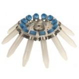 Бакет-ротор R-12/15, для LMC-3000 и LMC-4200R, 3000 об/мин, 1700g, для пробирок 12х15 мл, BioSan (BS-010208-EK)