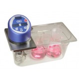 Водяная баня Elmi TW-2 (4,5 л, пластик, внутр. циркуляция)