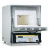 Профессиональная муфельная печь с откидной дверцей Nabertherm L 24/12 (с прогр. регулятором P 330)