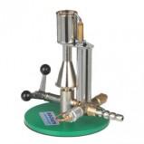 Горелка газовая безопасная JUMBO с откидным клапаном, природный газ (Кат. № 7511) (Bochem)