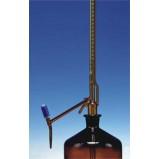 Автоматическая бюретка Пеллета из темного стекла 50 мл (342037560)