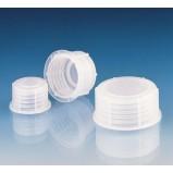 Крышка завинчивающаяся для резьбы GL 18, пластиковая PP (83310) (Vitlab) 24 шт./уп.