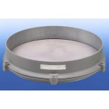 Запасное полотно для сит Haver and Boecker с рамой из алюминия, ячейка 0,04 мм, размер 400 мм, полотно - ПС/НС (Кат. № 540516)