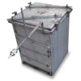 Ящик с подачей газа для моделей Nabertherm N 60/45HA