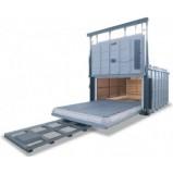 Печь с выдвижным подом Nabertherm W 5000 /65A