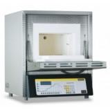 Профессиональная муфельная печь с откидной дверцей Nabertherm L 3/12 (с электрон. регулятором P 180)