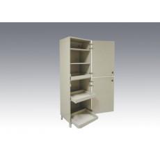 Лабораторный шкаф ЛАБ-PRO ШК3П 60.50.195 PP (для хранения кислот)