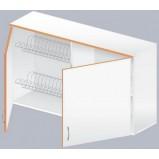 Шкаф навесной с сушильным стеллажом  ЛАБ-1200 НШс