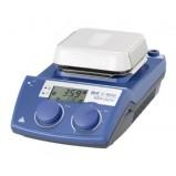 Мешалка магнитная с подогревом IKA C-MAG HS 4 digital IKAMAG (100-1500 об/мин; 500°C; цифр. управл; 120×120 мм ) (Кат № 4240200)