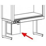 Подвесная тумба малая под шкафы ШВД/ШВУ/ШВМУ с вытяж. Тншву/втж (металл)