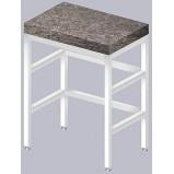 Стол для весов ЛАБ-600 ВГ (Гранит)
