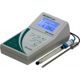 pH метр ЭКСПЕРТ-pH (0– 12 рН/± 0,02 рН, с электродом ЭСК-10601/7, термодатчикТДС-3, стандарт-титры)