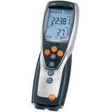 Testo 735-1 термометр (термопары Типов K/T/J/S/Pt100)