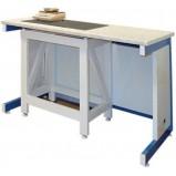 Стол весовой большой 900 СВГ-1500л-У (ламинат/гранит)
