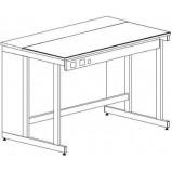 Стол приборный (электрофицированный) большой 1200/900 СЛПп-У (пластик)