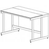 Стол усиленный 1500/900 СЛВУк-У (керамика KS-12)