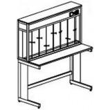 Стол титровальный 1200 СТк-М (керамика KS-12)