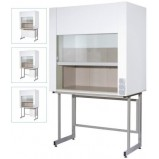 Шкаф вытяжной для муфельных печей ЛК-1200 ШВМ (Керамика, с защитн. экраном)