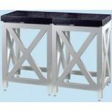 Стол весовой сдвоенный 900 СВГх2-1500л-М (ламинат/гранит)