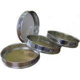 Сито лабораторное металлическоеС20/38 (ячейка 0,2 мм, нерж. сталь)