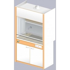 Шкаф вытяжной ЛАБ-1200 ШВТ-Н (TRESPA)