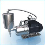 Прибор  ПВФ-35(47)/2Н Б (Коллектор с 2 воронками 300 мл, вакуумн. насос, ресивер, фильтр-влагоотделитель, трубопроводы)