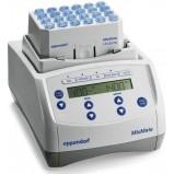 Вортекс-шейкер MixMate с тремя держателями, 0,5/1,5/2,0 мл, ПЦР-планшет, Eppendorf  (Кат № 5353000014)