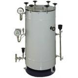 Стерилизатор вертикальный паровой ВК-75-01 (75 л, полуавтомат)