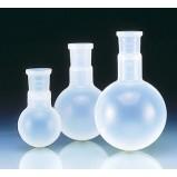 Колба круглодонная пластиковая PFA, NS 29/32, 100 мл. (107797) (Vitlab)