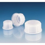 Крышка завинчивающаяся для резьбы GL 40, пластиковая PP (83315) (Vitlab) 12 шт./уп.