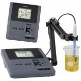 pH метр лабораторный WTW InoLab pH 7110 (SET2)  в комплекте с электродом SenTix 41,  штативом и аксессуарами (Кат. № 1AA1 (2))