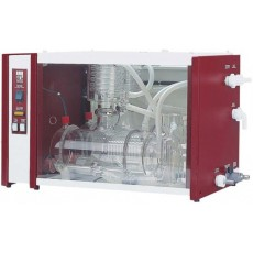 Бидистиллятор GFL 2304 (4 л/час, 1,6 мкСм/см, стеклянный, б/бака)