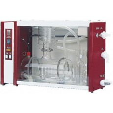 Дистиллятор GFL 2208 (8 л/час, 2,2 мкСм/см, стеклянный, б/бака)