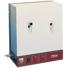 Бидистиллятор GFL 2108 (8 л/час, 1,6 мкСм/см, б/бака)